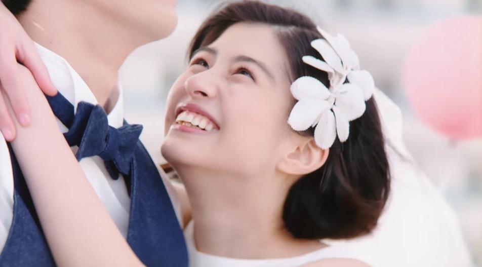 佐久間由衣が抜擢!ゼクシィCM「私は、あなたと結婚したいのです」風船篇」綺麗で可愛い!