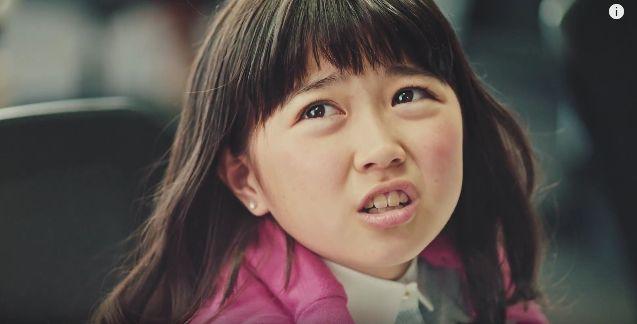 グリコのCM SUNAO(スナオ)-OL SUNAOちゃん篇に出演の女の子(女性)は誰?