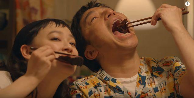 トータス松本さんの奥さん役(女性)は誰?クリアアサヒ CM 「たまには塊肉も、いいでしょ!」篇