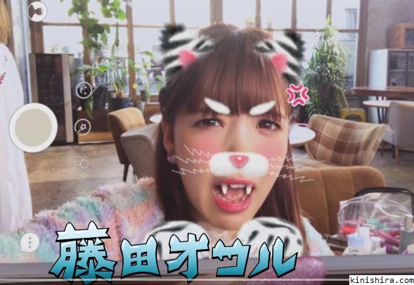 藤田ニコルがノーシンピュア5代目CMガールに!自撮りが可愛い!アプリとコラボ
