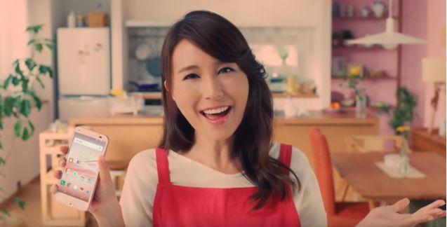 歌が上手すぎると話題の美人な女性は誰?京セラスマートフォン・ラフレ CM「ラ・ラ・ラフレ」篇