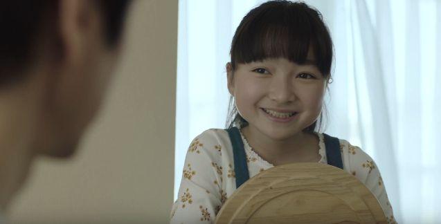 西島秀俊の娘役(女の子)が可愛い!CM「ビューノ3s 3倍ときめく」篇