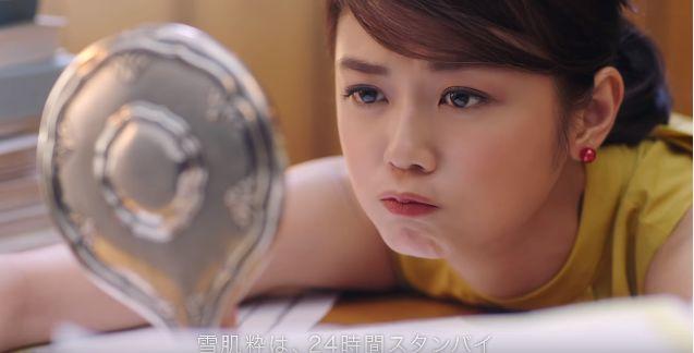 雪肌粋(せっきすい)CMの可愛いすぎる女の子(女優)は誰?Iris (アイリス)さん!