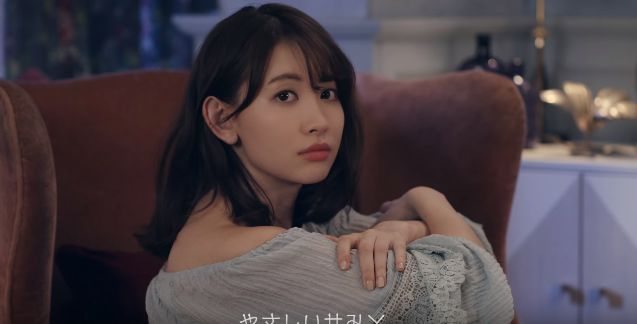 美人すぎると話題の元AKB48小嶋陽菜が出演!キリン 皮ごこち「いろんな夜に」篇