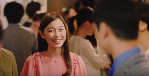 野村證券CMの女性(女優)は誰?坂口健太郎と共演の女性が可愛い過ぎると話題!