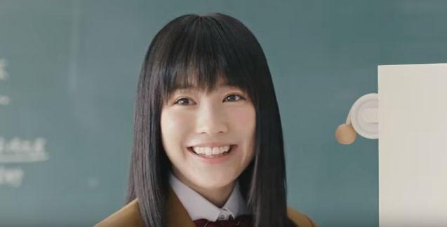 明治安田生命CM 松岡修造の娘・可愛い女子高生役(女の子)は誰?面白いと話題!