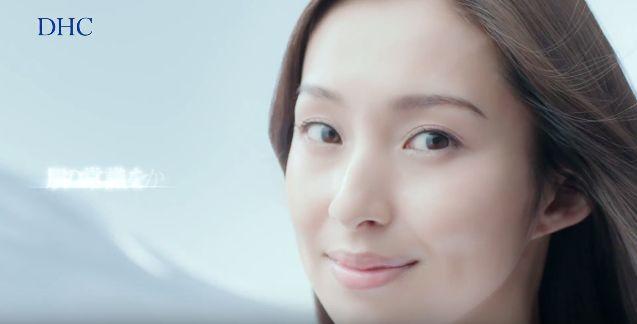 DHC(スーパーコラーゲン)CMに出演の美人すぎる女性(女優)は誰?