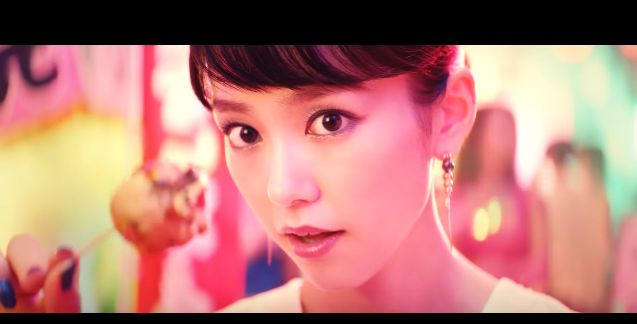 コンタクト・アイシティCMに出演の桐谷美玲(女優)が可愛すぎると大人気!「ばっちり」篇