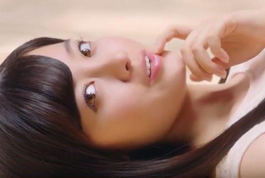 メルティクリームリップ CMの橋本環奈が可愛い!とろける唇がセクシー!