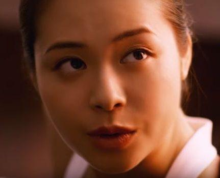 DHC ラディカルフィットセラムCM 藤森慎吾と共演の美人な女性は誰?