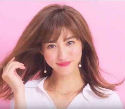 リングルアイビーα200 CM モデルの美人な女性(女優)は誰?可愛いと話題!