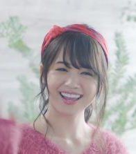 しまむら CM もてシャギーを着ている可愛い女性の名前は?菅本裕子さん!