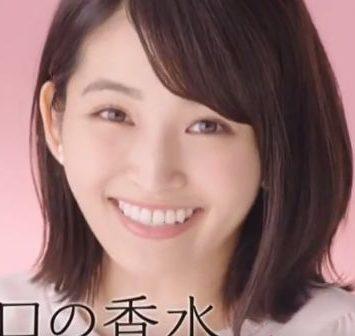 小林製薬 CM お口の香水に出演の可愛い女性(女優)は誰?名前は岡本玲さん!