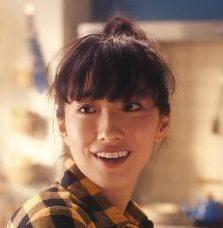 ソイジョイ CMにモデルの中田 クルミさんが出演!妻役の人が美人と話題!