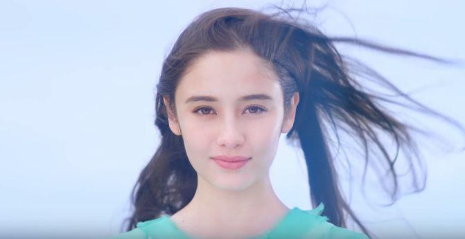 オプチューン CM ハーフ顔の女の子は誰?モデルの琉花(るか)さんが可愛い!