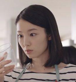 キュキュット クリア除菌CM 美人な生徒役の女性の名前は?女優の向里 憂香(こうり ゆうか)さん!