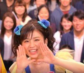 クリエイト CM アイドルの小池 美由さんが可愛い!博多華丸大吉と共演!