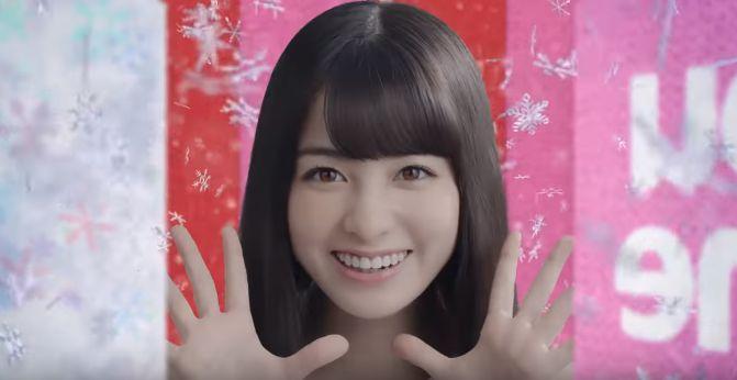 ゆめバーゲン CMに橋本環奈が出演!黒髪で大好きゆめタウンと言う姿が可愛い!
