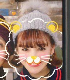 タウンワーク CM ニット帽の女の子はモデルのemma (えま)さん!SNS映え篇!