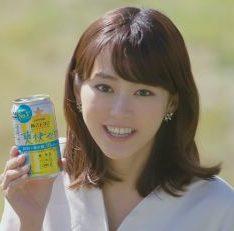 ゴクゼロ(極ZERO)爽快ゼロのCMの女優は誰?手を振る女性が可愛い!