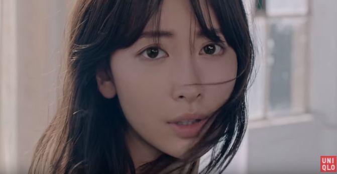 ユニクロ ワイヤレスブラ CMに小嶋陽菜が出演!キレイすぎると話題!