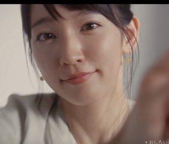 エリクシール おしろいミルクのCMの女優は誰?肌がキレイで可愛い女性が気になる!