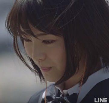 LINE MUSIC(ラインミュージック)CMの女優は誰?「小さな恋の歌」を歌う女子高生が今大人気!