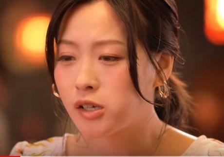 紹興酒 古越龍山エクストラスムーズ CMの女優が美人!麻婆豆腐を食べる女性に注目!