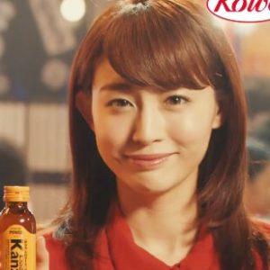 カンゾーコーワのCMに出演している女優は誰?コーワ医薬品のCMに八嶋智人と新井恵理那が出演!