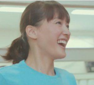 パナソニックのCMに出演している綾瀬はるかが可愛い