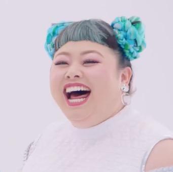 ハナユメCMの渡辺直美さんが可愛い