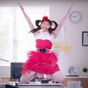 ビデオブレインのCMに出演している可愛い女の子は誰?其原有沙(そのはらありさ)さん出演!