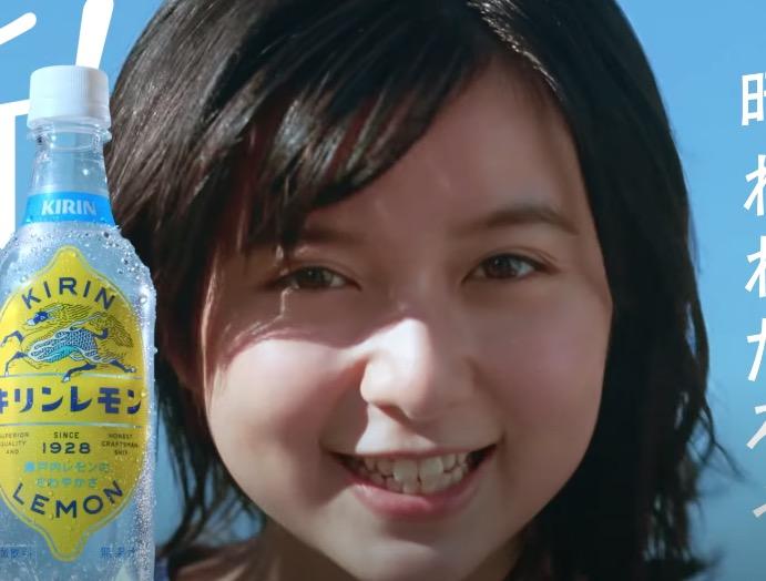 上白石萌歌さんが可愛い!キリンレモンのCM「美味しくなったキリンレモン」編